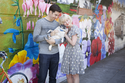 The couple behind the social media superpower modcloth.com