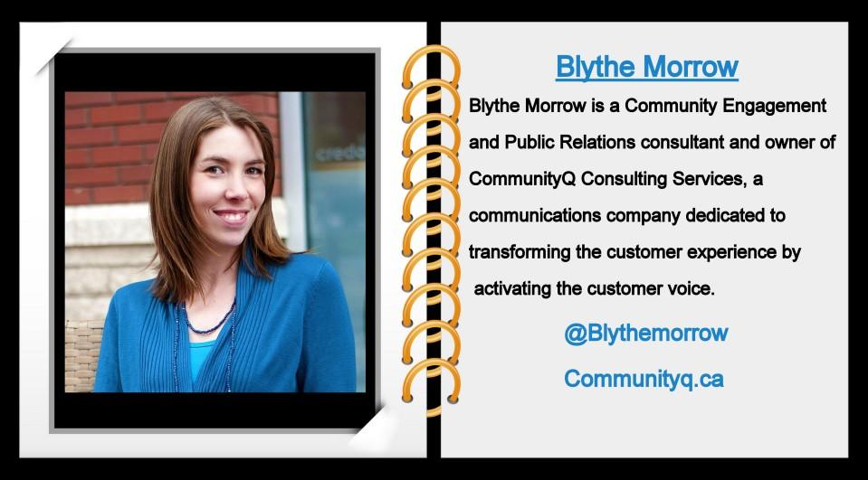 Blythe Morrow