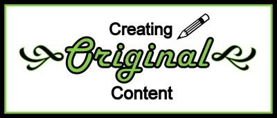 content originality