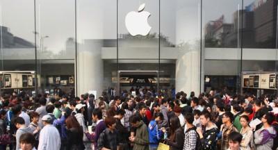 lineup Apple